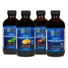 Blue Ice rodinné balení 4 anebo více ks (neochucený/skořice /máta/pomeranč)