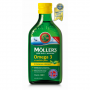 Rybí olej Mollers Omega 3 Citron 250ml
